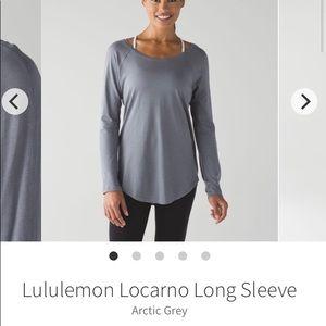 Lululemon Locarno Long Sleeve